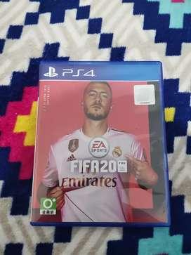 Kaset PS4 FIFA 20 MURAH ABIS!