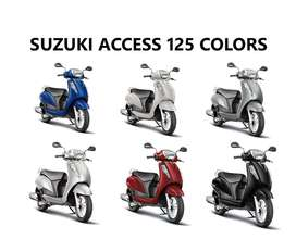 This Diwali bring home Brand New Suzuki Access 125 at lowdown payment