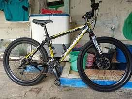 Sepeda mosso bekas