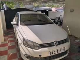 Volkswagen Vento 2012 Diesel Good Condition