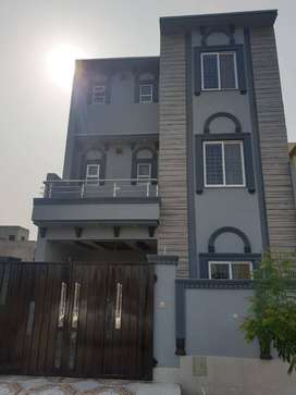 5 Marla Newly Built House for Sale in M-7B, Lake City Raiwind Road Lhr