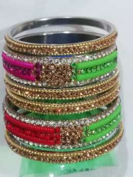 Authentic Hydrabadi bangles for sale