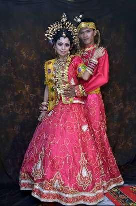 Baju Pengantin / Rias pengantin/ sewa dan jual ( Ibu Indra )