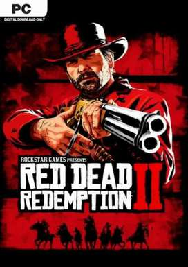 Red Dead Redemption 2 Pc CD key Original for sale