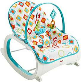Fisher-Price Infant-to-Toddler Rocker asli Mothercare