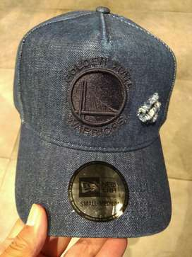 topi NBA Golden State Warriors ala jeans