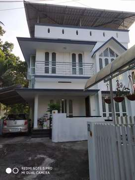 3.5 cents land and 1600 sq. ft house in Maruthamkuzhy, Trivandrum