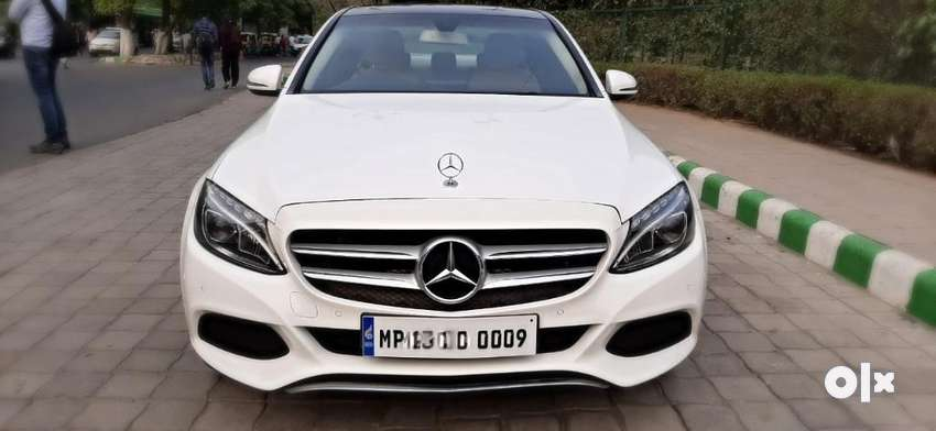 Mercedes-Benz C-Class 220 BlueEfficiency, 2018, Diesel 0