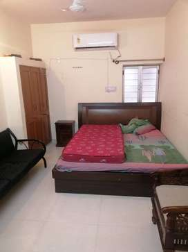 Full Furnished 1 BHK House For Rent