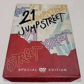 21 Jump Street The Complete Series DVD Original Box Set
