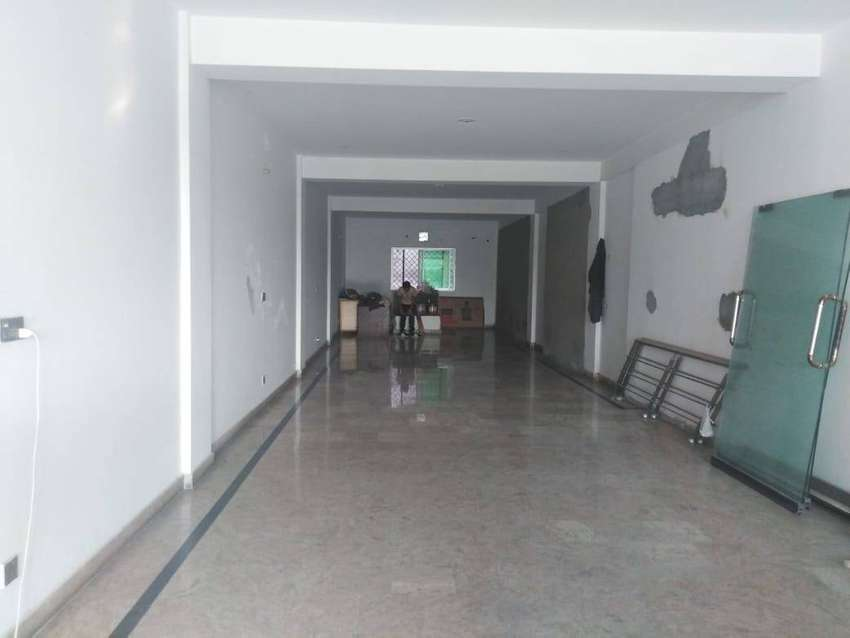 GROUND FLOOR AVAILABLE FOR RENT 0