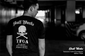 T-Shirt Crows Zero -TFOA-kode H-5