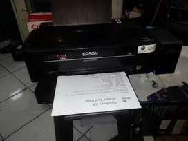 Printer Epson L310 Kondisi Bagus..