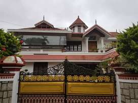Spacious and beautiful two bedroom house for rent in Kalpetta Town