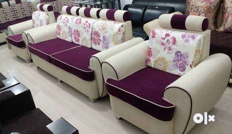Summer Offer New Sofa set 8500, L shape sofa 14000, lowest price 0