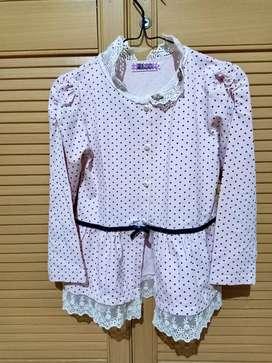 Obral Baju Anak Perempuan