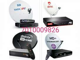 All dish DTH sale