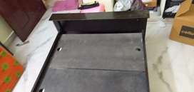 Imported single cot new condition
