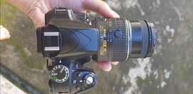 Nikon d3300 mantap