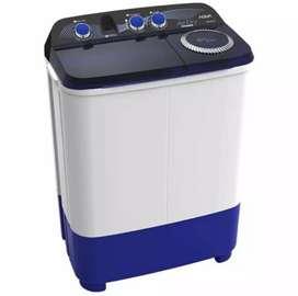 Mesin cuci 2 tabung 9 kg Sanyo Aqua QW-950XT