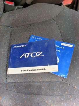 Turun harga Hyundai Atoz 2005 ISTIMEWA