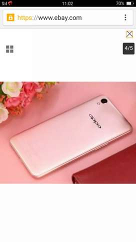 Oppo A37f 10 month old New candisan