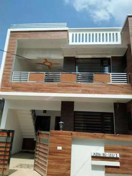 Newly buitup kothi for rent