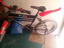New BMX cycle only one week use
