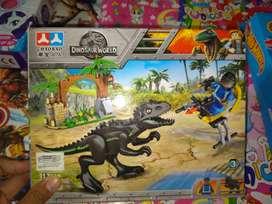 Mainan anak lego dino baru set minat inbok whatsap