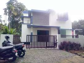 A Newly built/1950 Sq ft/5 Cents/4 BHK/ Near Viyyur Thrissur