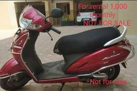 Rental 1,000 monthly..not for sale