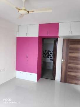 2 BHK apartment luxury interior semi furnished for rent