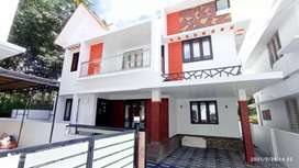 3+ Study 3.5 Cent  New House For Sale In Pookkattupady 55 Lakhs