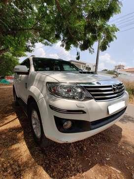 Toyota Fortuner 2012 Diesel Good Condition