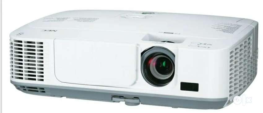 Nec m300w projector 0
