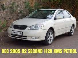 Toyota Corolla H2 1.8E, 2005, Petrol