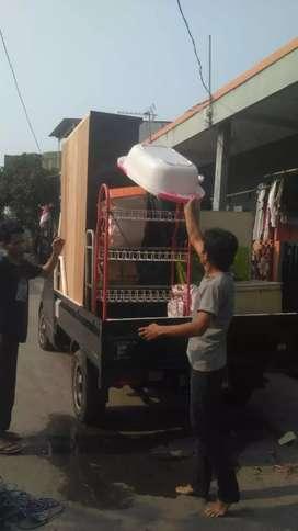 Sewa pick up dan truk jasa pindahan Cibodas