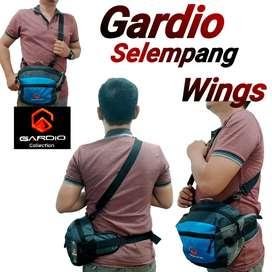 Tas Selempang Gardio Wings