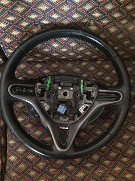 Honda City multinedia steering