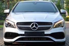 Odo 2RIBU! Mercedes Benz CLA200 AMG 2017 Full Opt Pano! 330i gla 530i