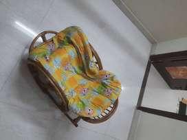 Kids Cane Rocking chair, 2-12 years.
