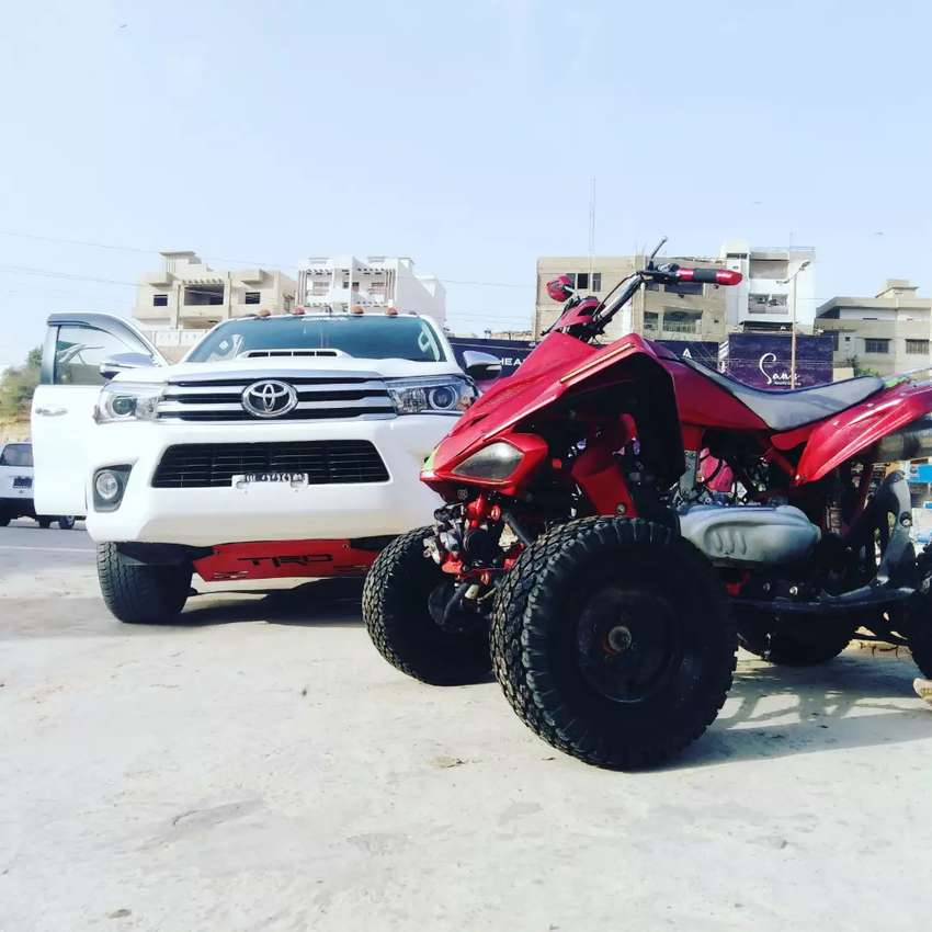 Yamaha 150 Fourwheelers