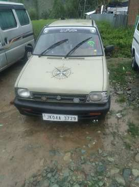 Want to sell my maruti 800. Price negotiable