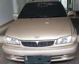 Jual Santai Corolla 1.8 SEG th 2000 istimewa
