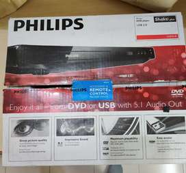 Philips Dvd player USB 2.0