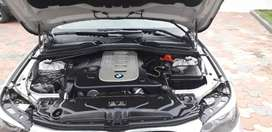 BMW 530D SILVER LOW RUN