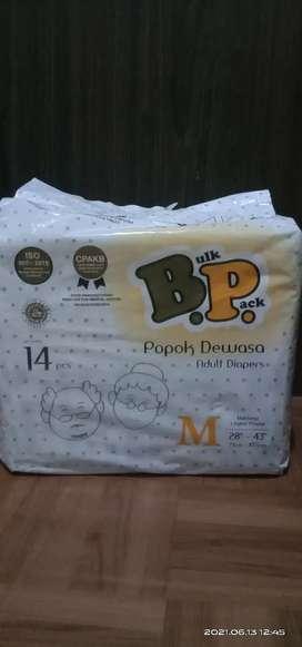 Pampers merk BP