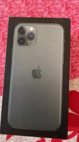 IPhone 11 Pro Max 256gb Green colour