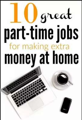 Earn money by working at home