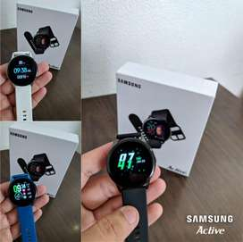 Free Home Delivery - Samsung Active Smart Watch In Fiber Belt, COD.